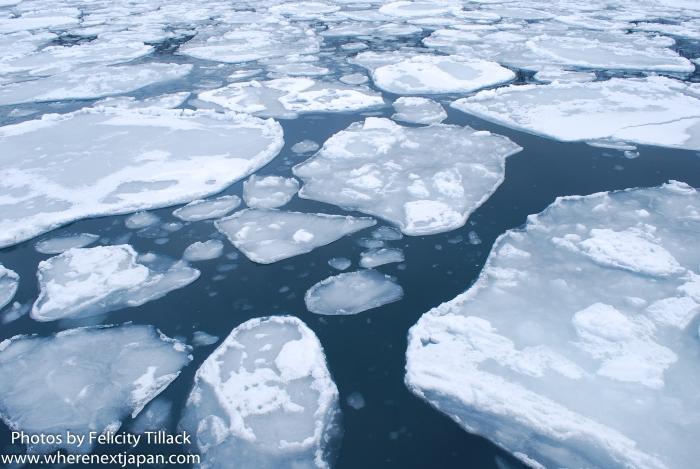 Mini-icebergs