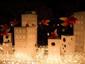 osaka candle-1060729